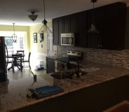 Custom complete kitchen done by RMG