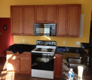 Custom kitchen renovation done by RMG