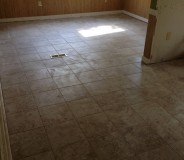 Custom tile floors done by RMG