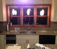 Custom kitchen renovation by RMG