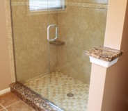 Custom shower done by RMG