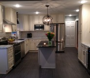 Custom kitchen done by RMG